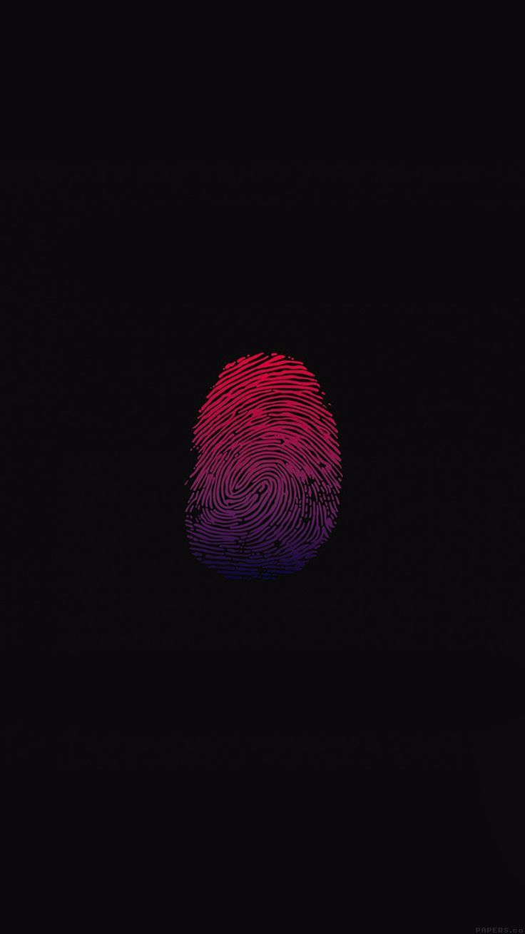 736x1309 Fingerprint Wallpapers Group with 28 items