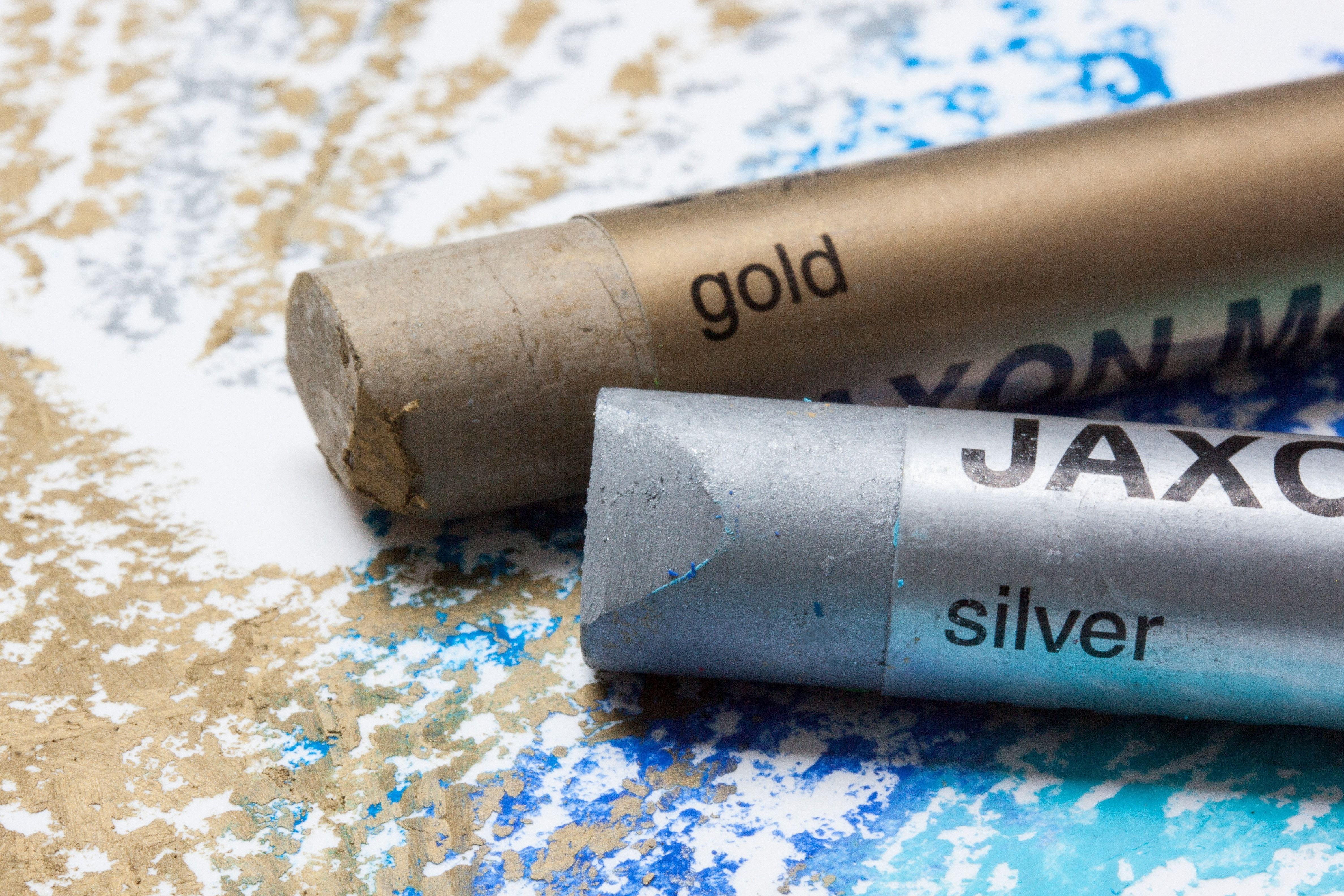 4752x3168 gold and silver pastel crayon free image | Peakpx