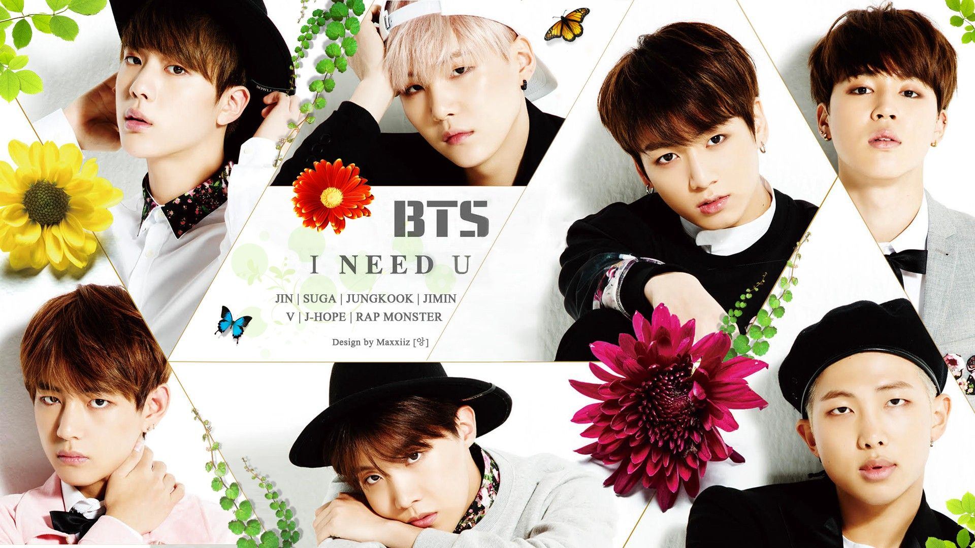1920x1080 Free Download BTS HD Wallpapers