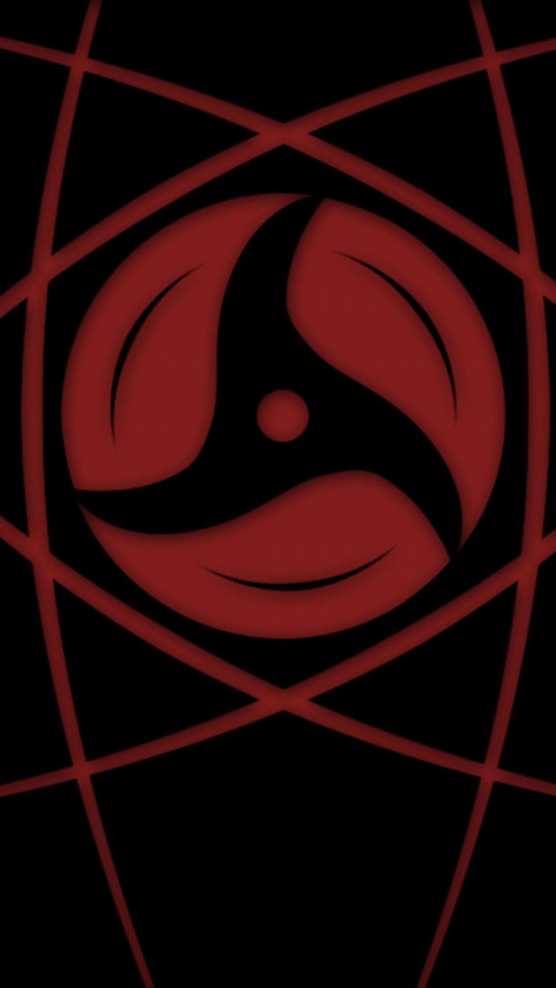 1080x1920 Sharingan - Wallpapers for iPhone