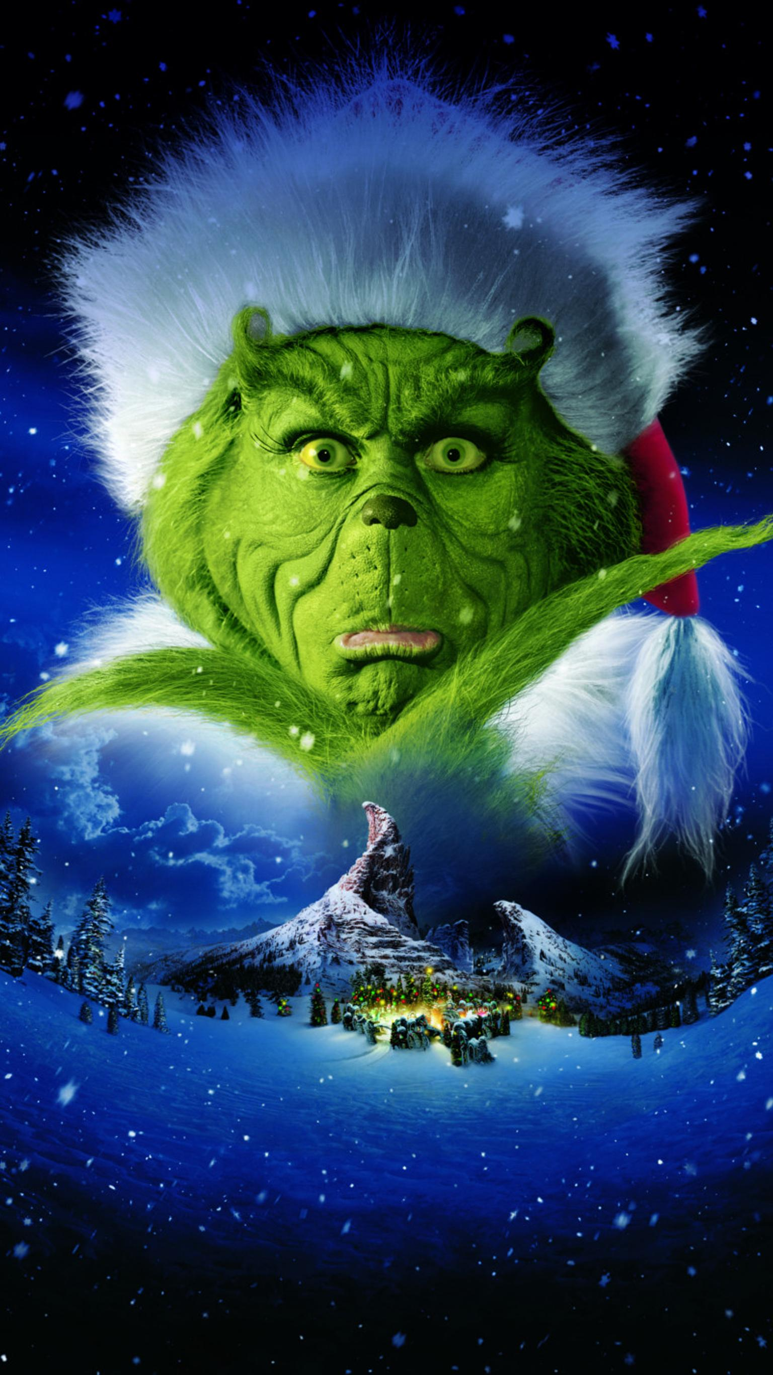 1536x2732 Grinch Wallpaper Image Group (38+)