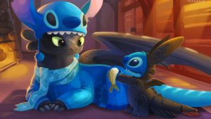 Cool Stitch Wallpapers – Top Free Cool Stitch Backgrounds