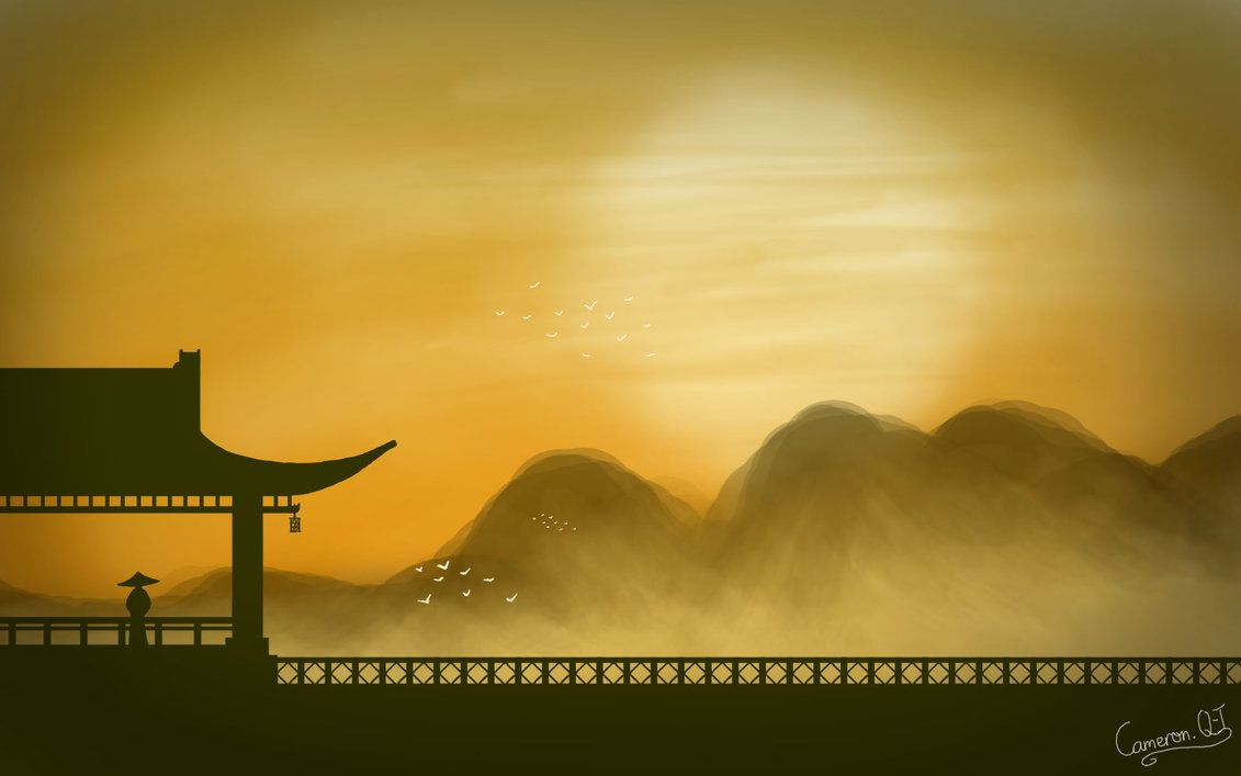 1131x707 Ancient China by VibrantDivine on DeviantArt