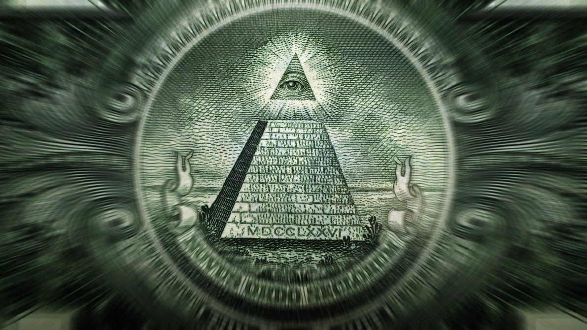 1191x670 All Seeing Eye Wallpaper | (37++ Wallpapers)