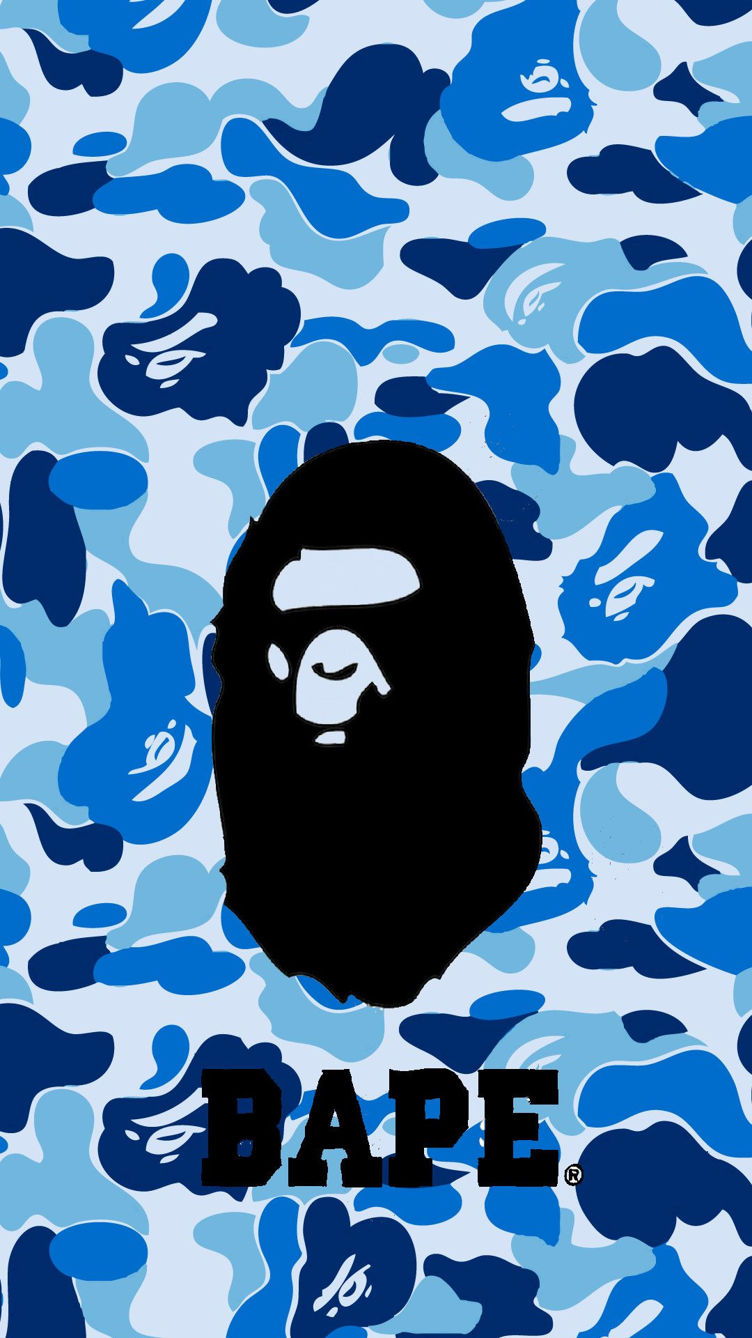 1080x1920 68+ Bape Iphone Wallpapers on WallpaperPlay
