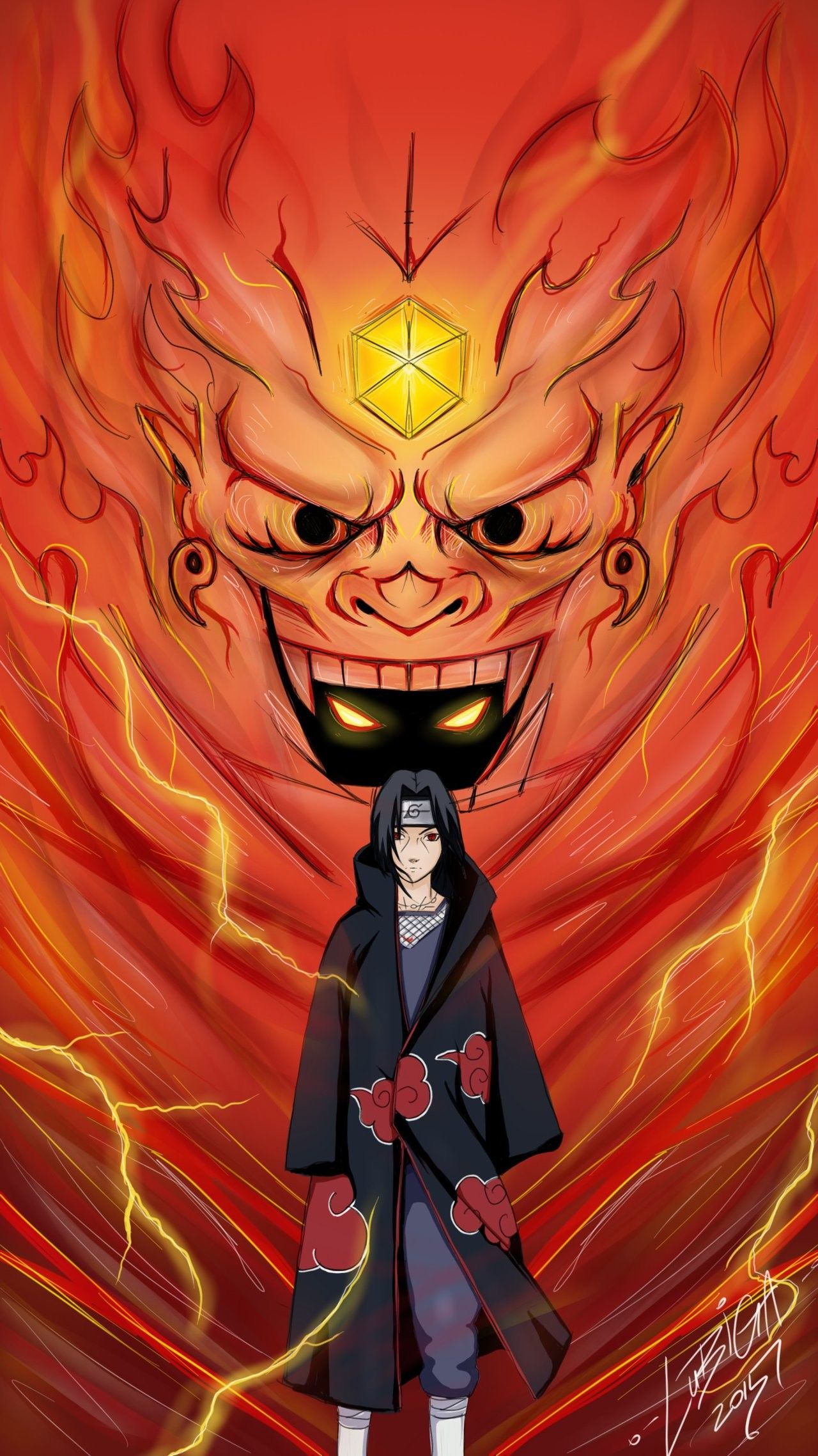 1280x2276 Itachi Wallpapers - Shared by Lailah | Scalsys