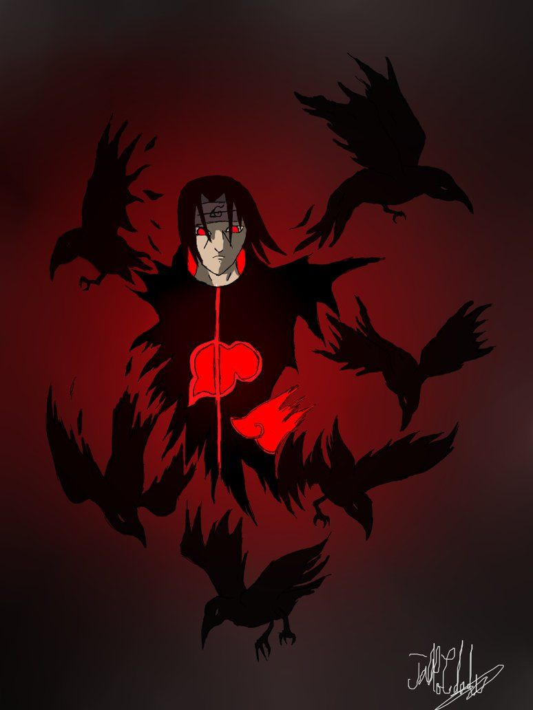 774x1032 774x1032px Cool Itachi Wallpapers - WallpaperSafari