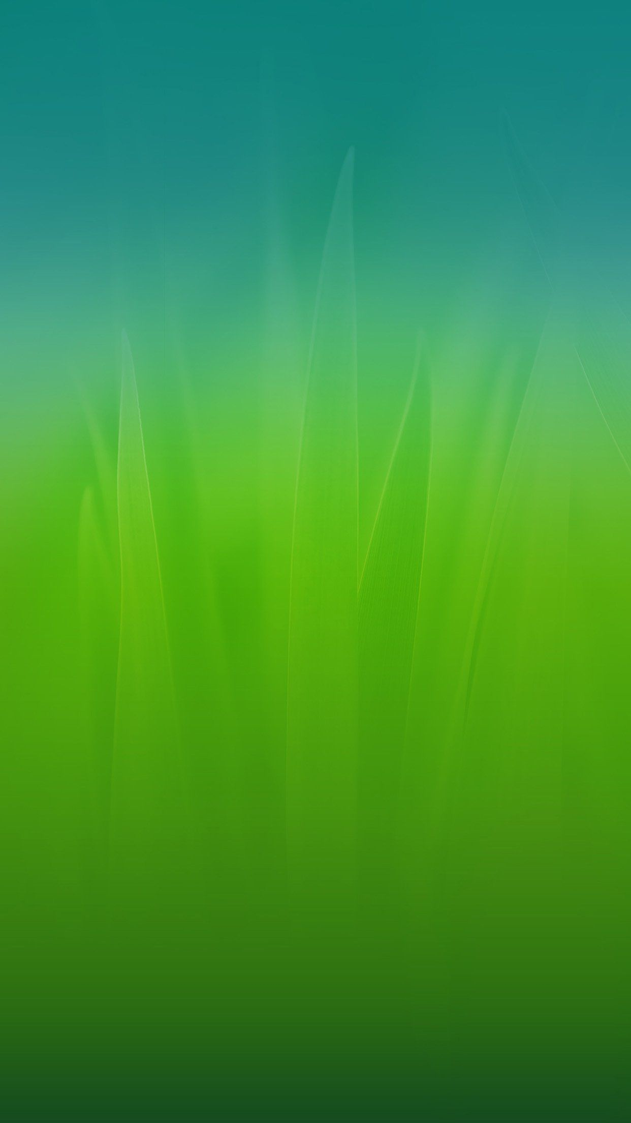 1242x2208 iPhone6papers - vj75-soft-blue-nature-green-blue-leaf-pattern