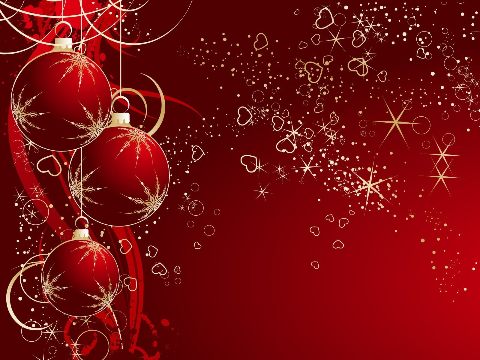 1600x1200 Christmas Balls HD Wallpaper | CHRISTMAS ORNAMENTS | Pinterest ...