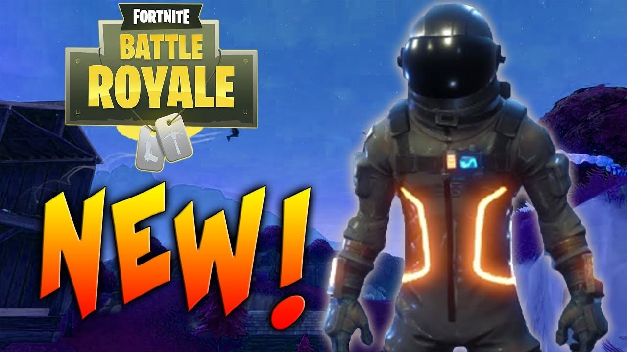 1280x720 NEW DARK VOYAGER OUTFIT! - FORTNITE - YouTube