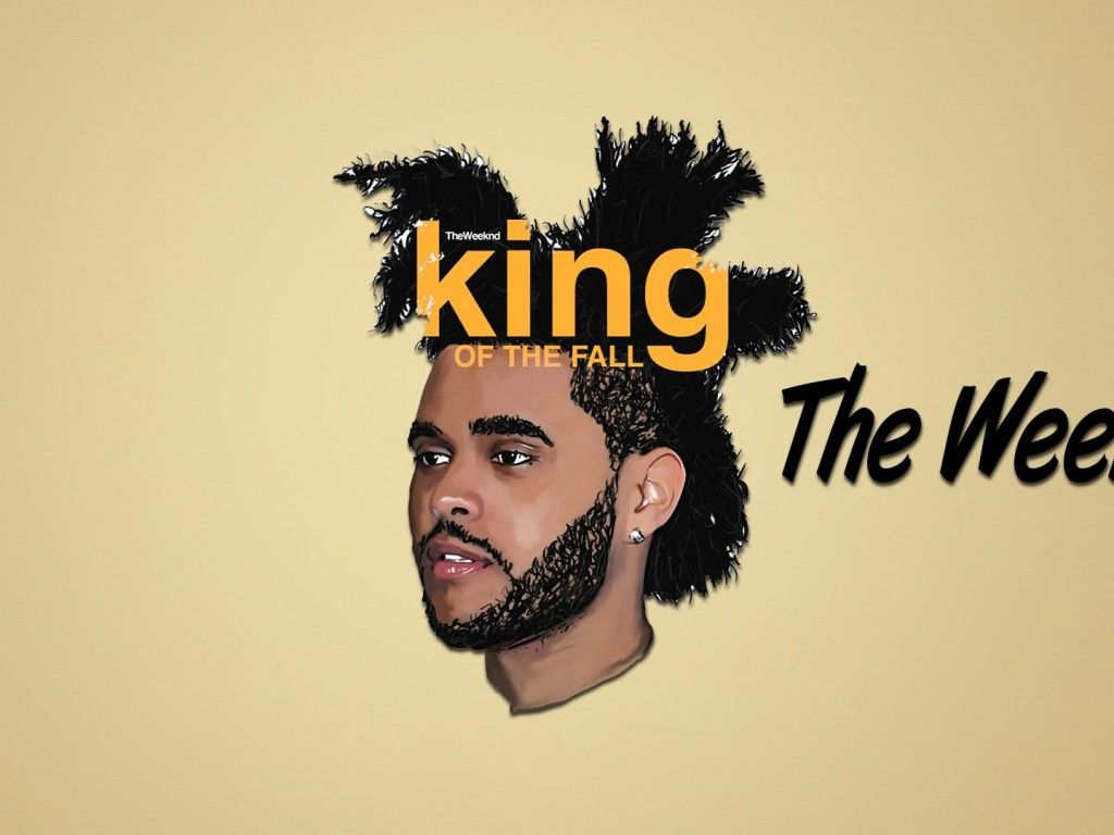 1024x768 The Weeknd HD Desktop Wallpaper 30950 - Baltana