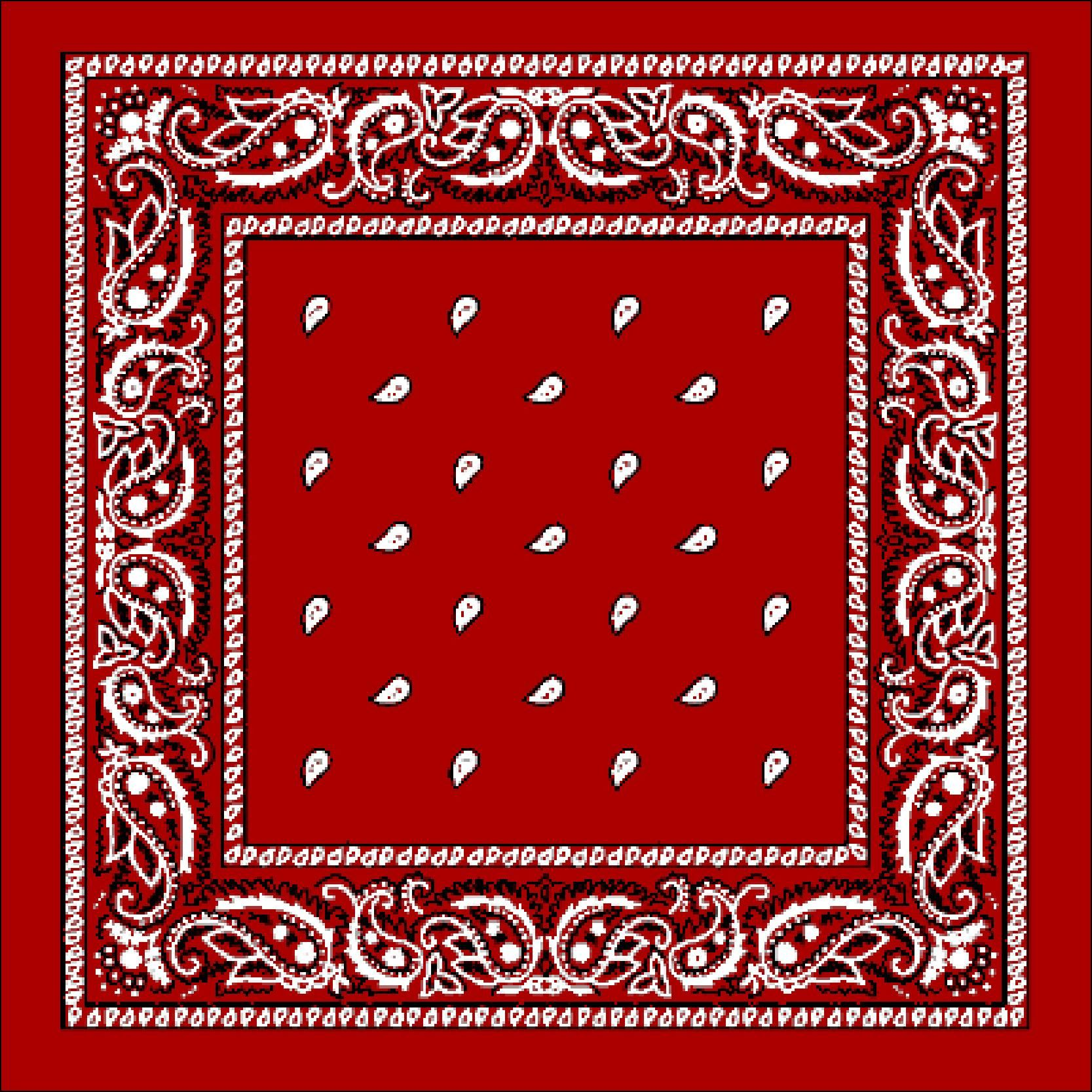 1667x1667 Red Bandana Wallpaper ✓ Best HD Wallpaper