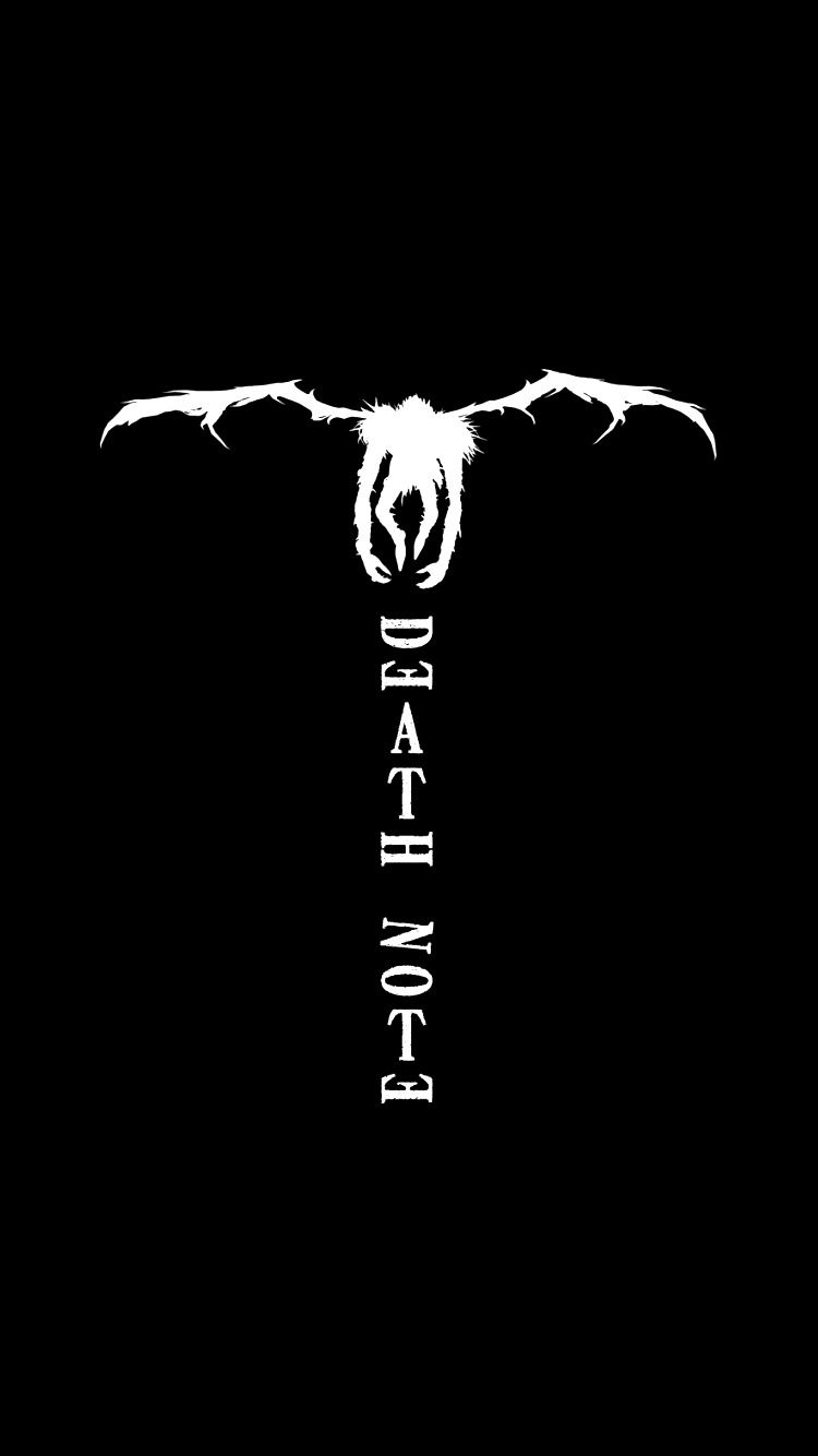 750x1334 Death Note Mobile Wallpaper   (36++ Wallpapers)