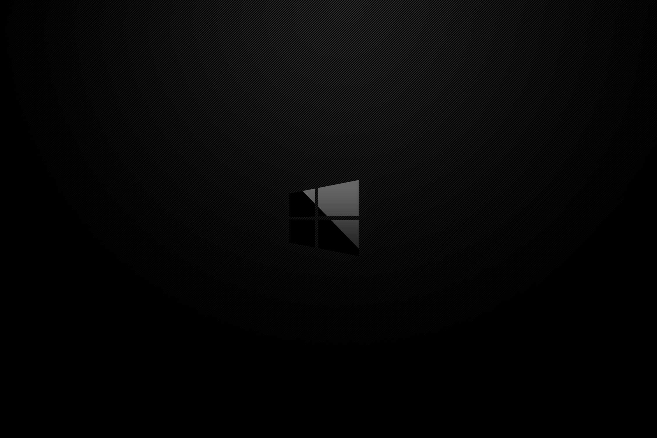 2256x1504 Made a dark minimalist wallpaper for my Surface Laptop. Feel ...