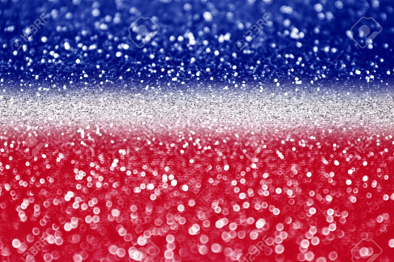 1300x866 Red White And Blue Glitter Sparkle Background Stock Photo, Picture ...