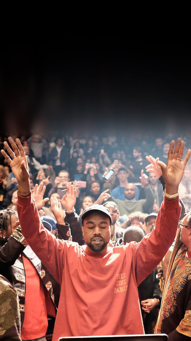 750x1334 Kanye West Backgrounds ~ Click Wallpapers | adidas | Wallpaper ...