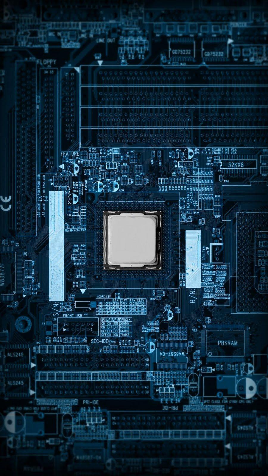 900x1600 Motherboard Wallpapers