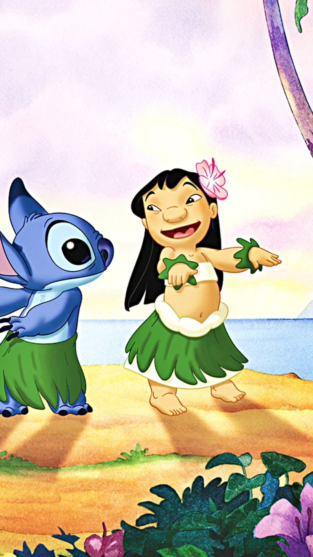 1080x1920 wallpaper.wiki-Lilo-Stitch-Disney-Iphone-Wallpaper-PIC-WPD003467 ...