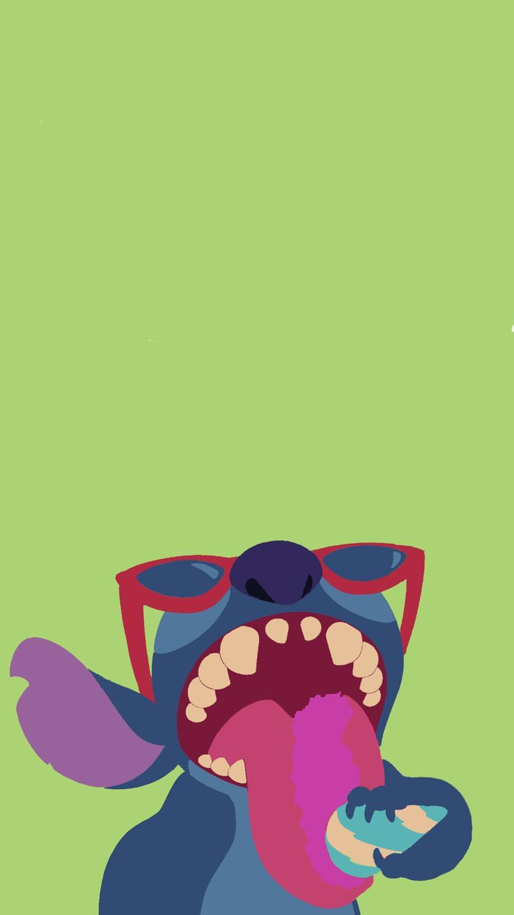 750x1334 Stitch phone wallpaper | Fondo de Pantalla Stitch | @dgiiirls ...