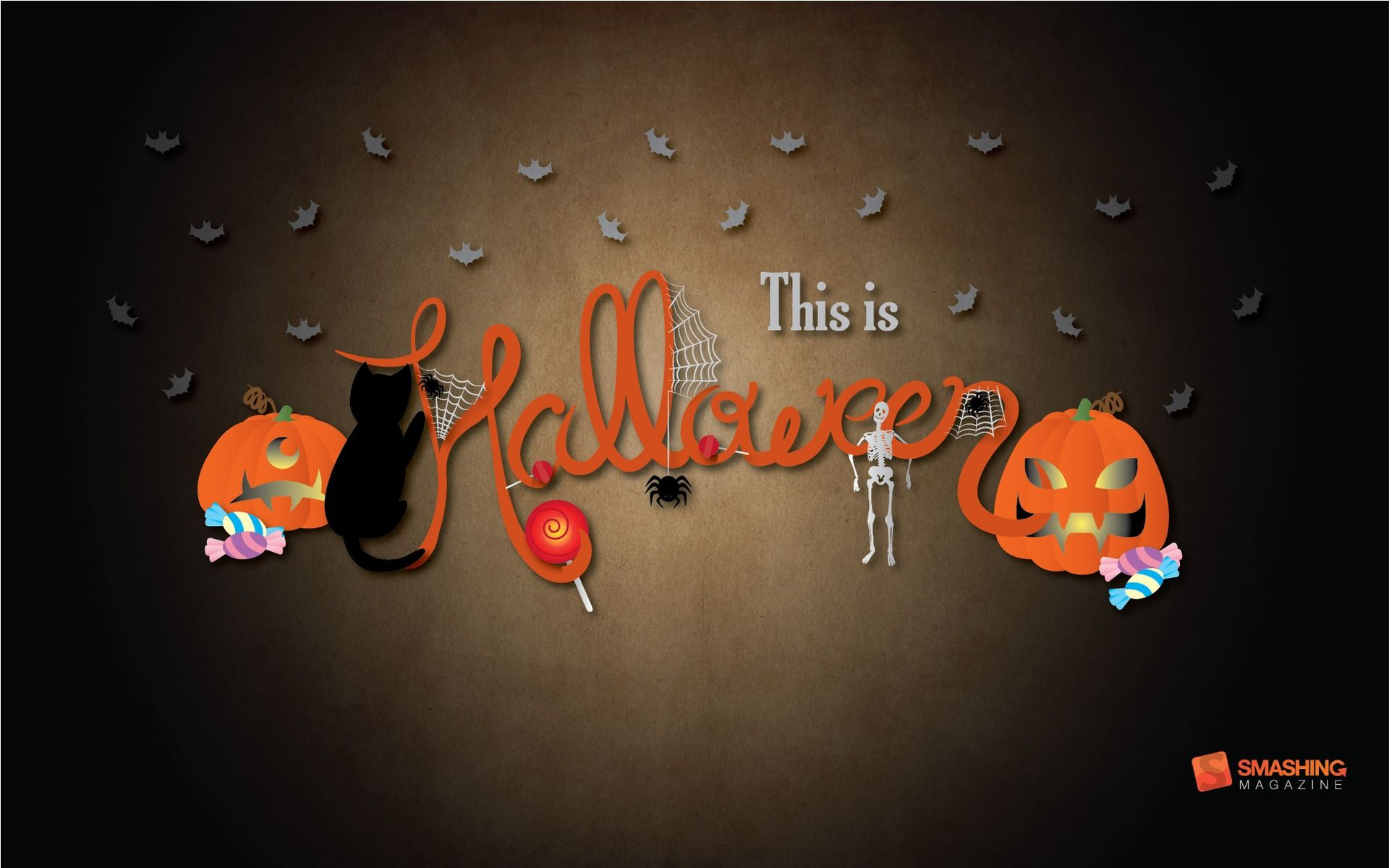 1920x1200 75 Halloween Wallpapers ? Scary Monsters, Pumpkins And ...