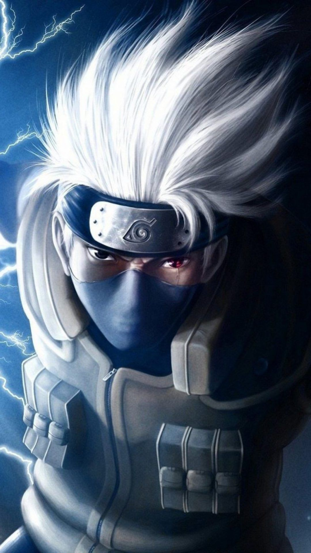 1080x1920 Kakashi - Wallpapers for iPhone