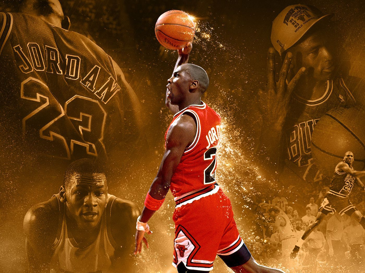 1400x1050 NBA 2K16 Special Edition brings back Michael Jordan on the cover ...