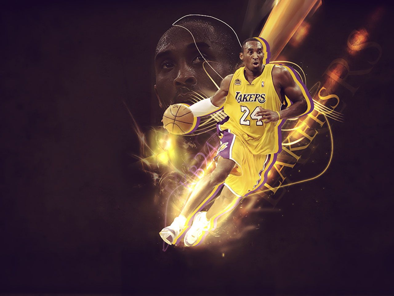 1280x960 kobe bryant top 10 nba history scorers wallpaper photo