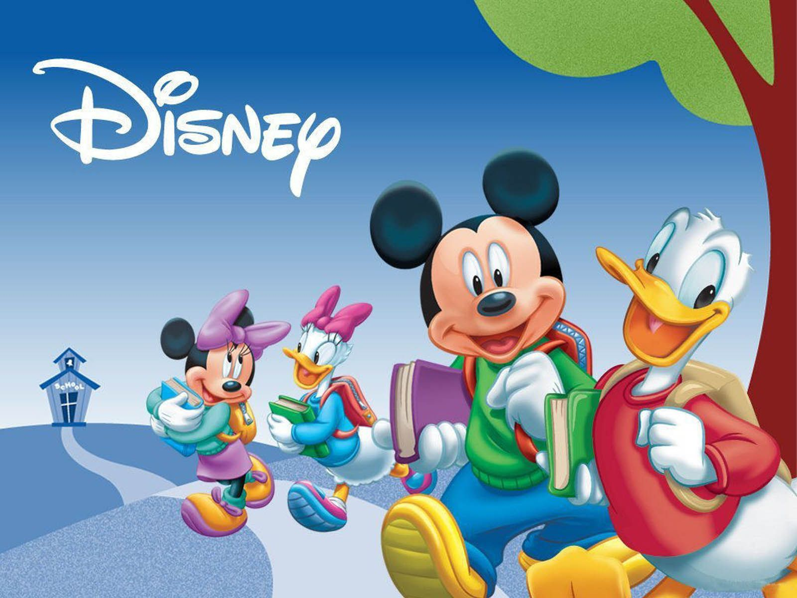1600x1200 Mickey Mouse Wallpapers HD Backgrounds, Images, Pics, Photos Free ...