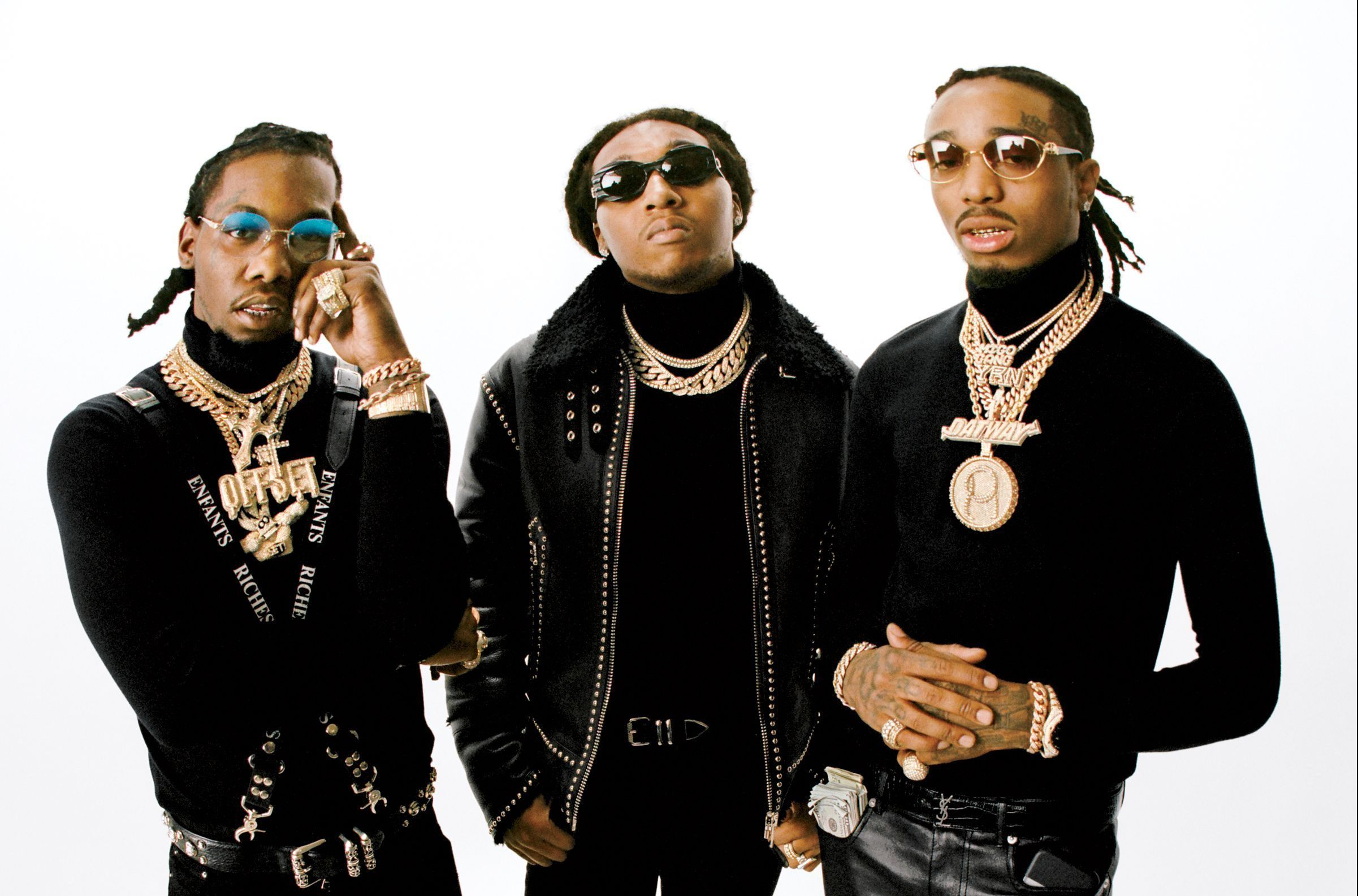 2402x1585 Migos on Cardi B, New Album, Success, Weed, Money, Ambition ...