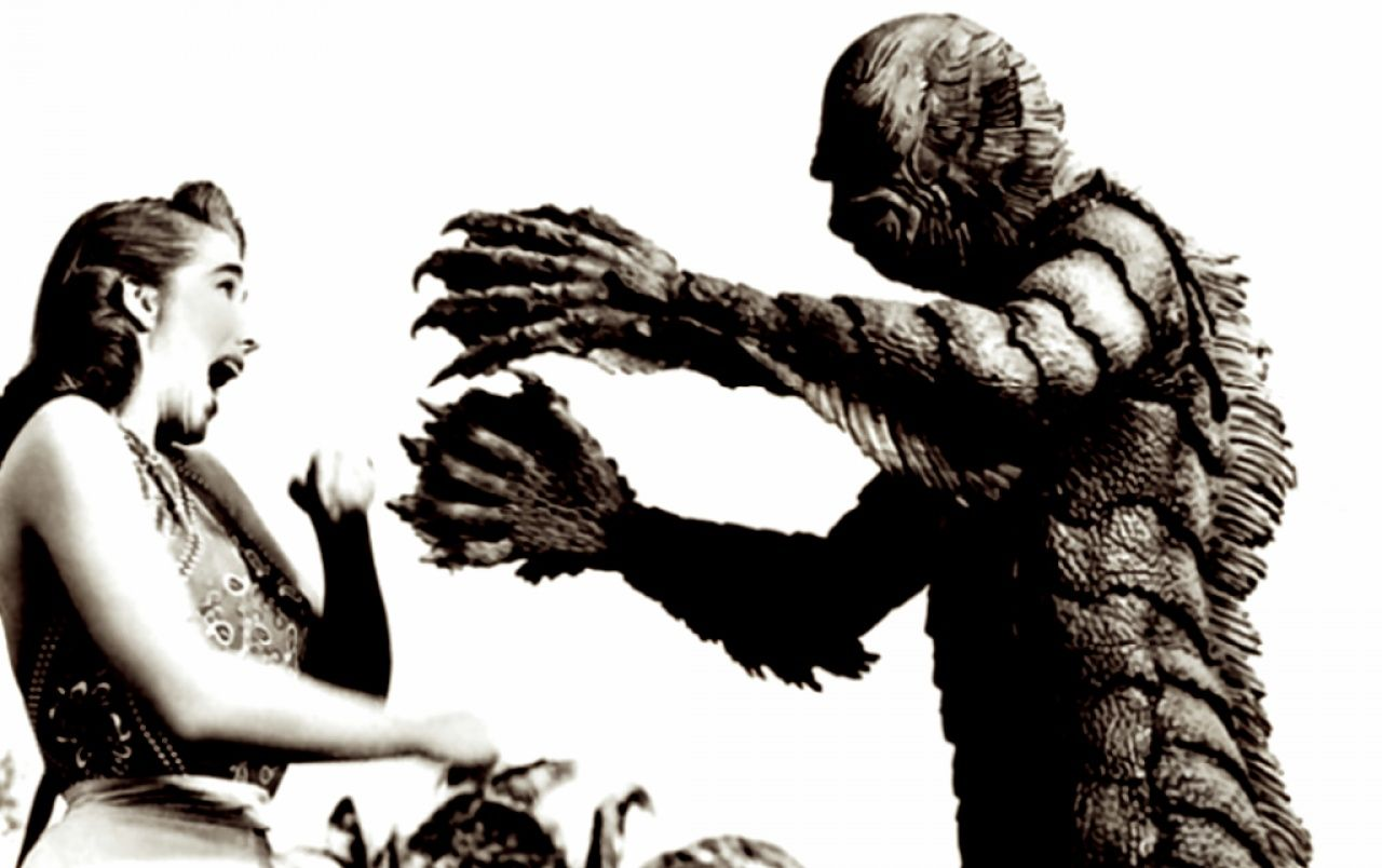 1280x804 Creature from the Black Lagoon wallpapers | Creature from the Black ...