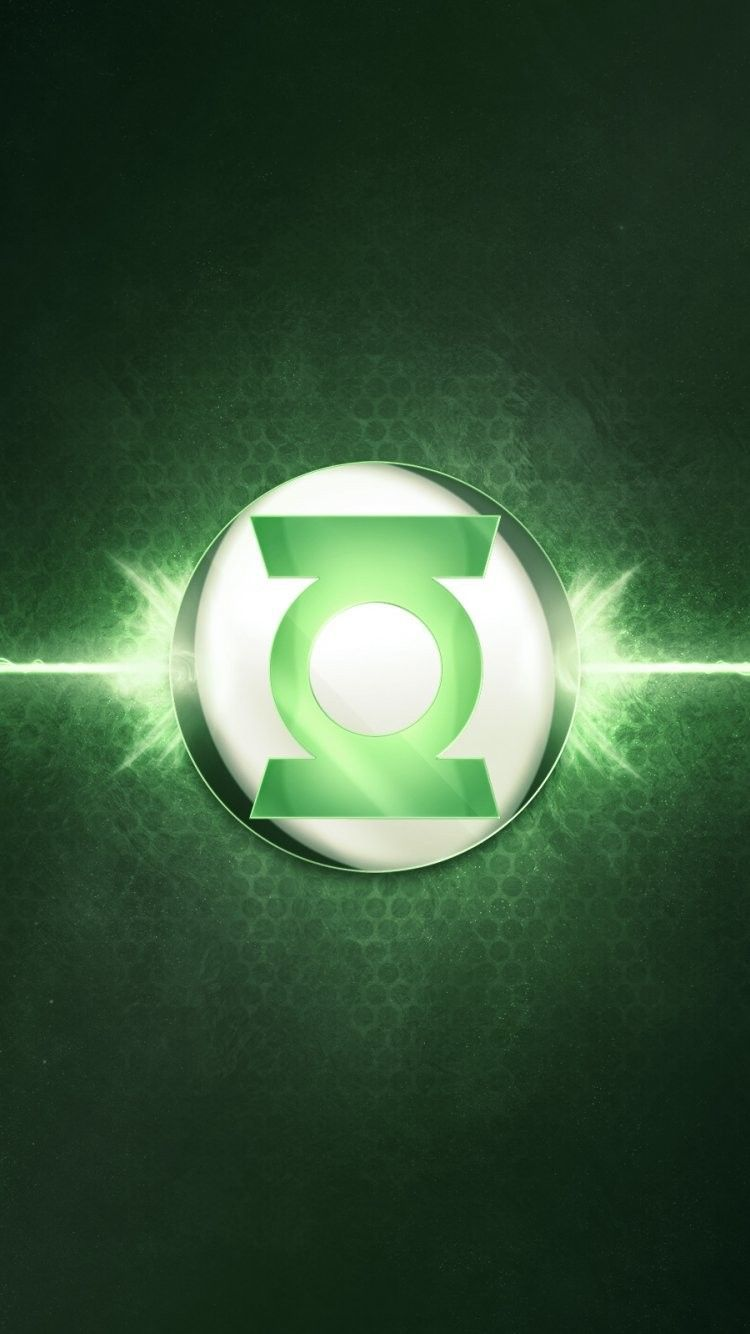 750x1334 Awesome Green Lantern iPhone 6 Wallpaper 23541 - Logos iPhone 6 ...