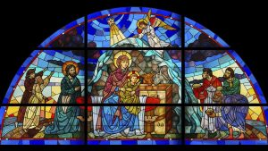 Stained Glass Nativity Wallpapers – Top Free Stained Glass Nativity Backgrounds