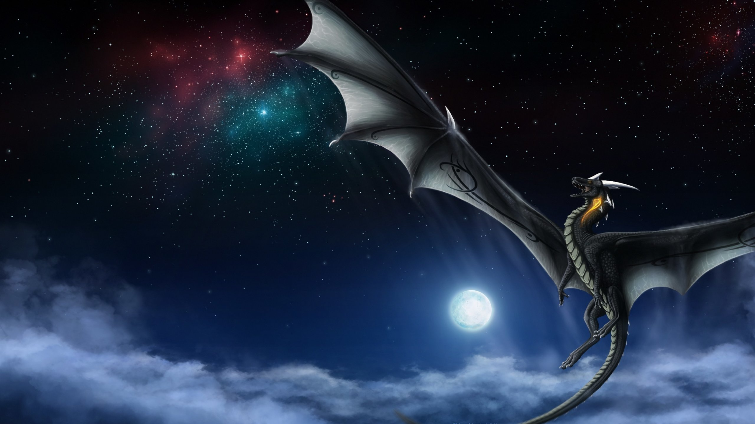 2560x1440 Fantasy images Dragon HD wallpaper and background photos (37073164)