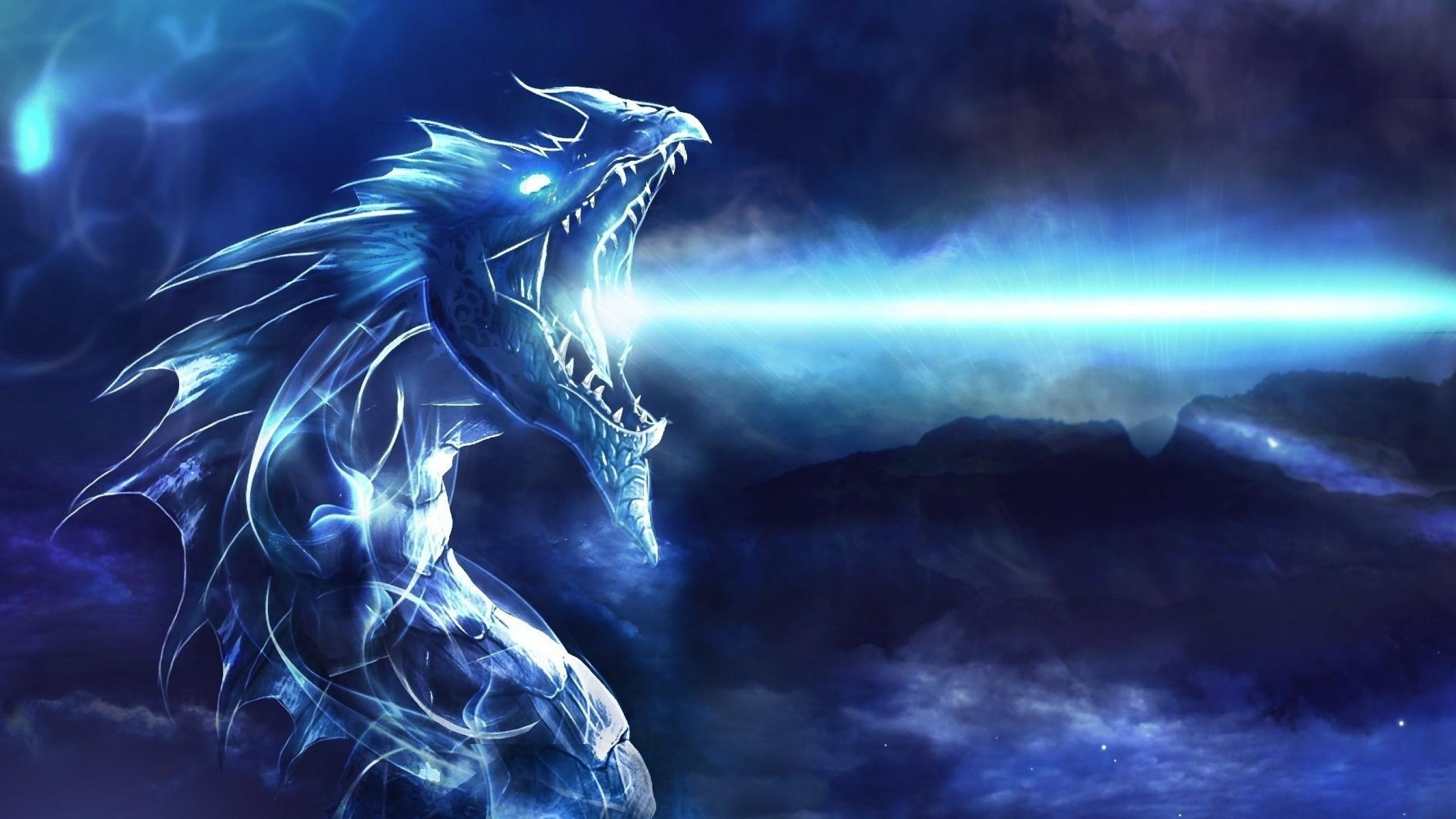 2560x1440 Dragon Wallpapers HD Backgrounds, Images, Pics, Photos Free Download ...
