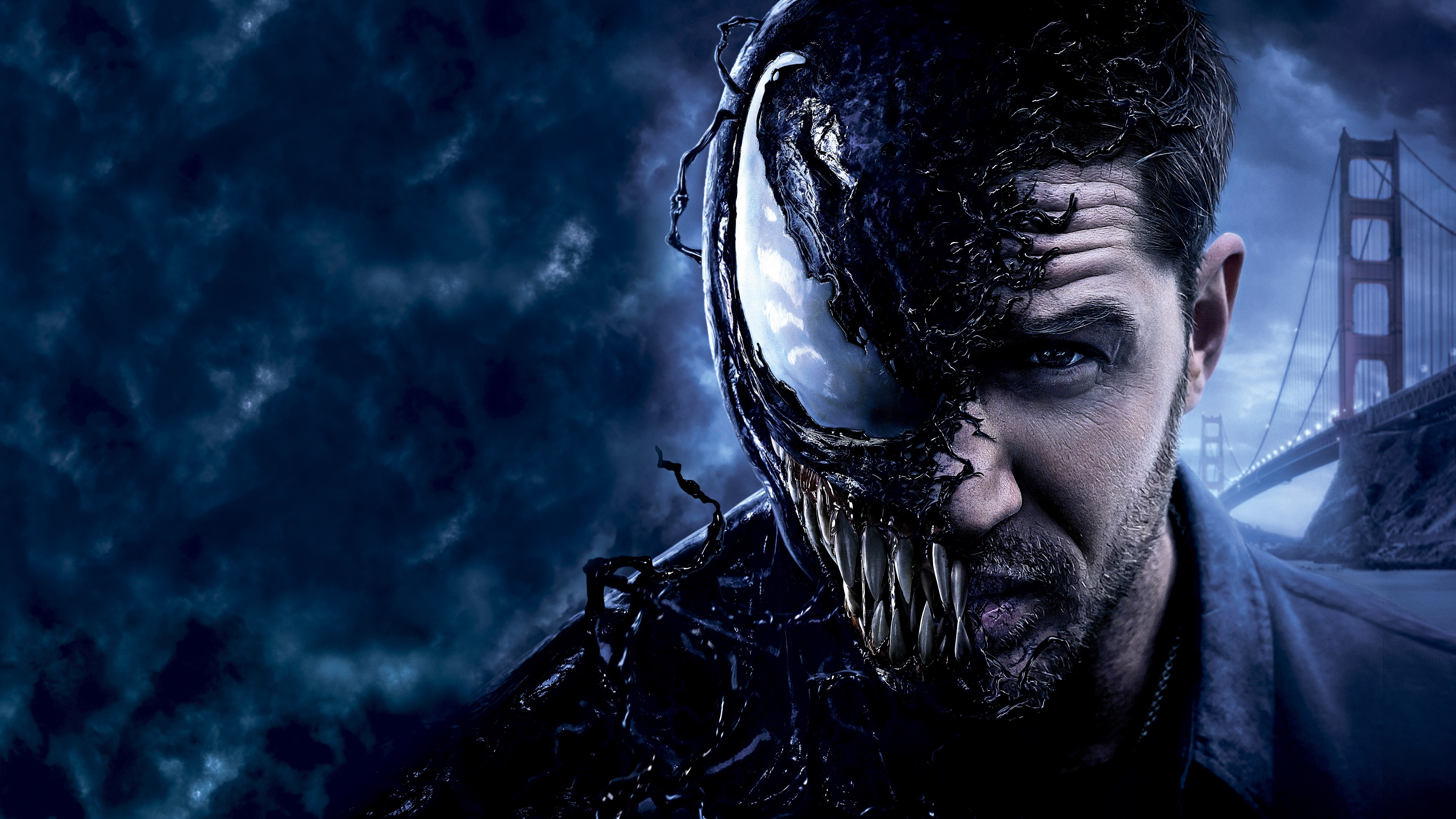 3840x2160 Download 3840x2160 Venom, Tom Hardy Wallpapers for UHD TV ...