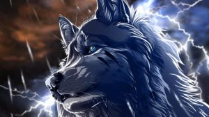 Anime Wolves Wallpapers – Top Free Anime Wolves Backgrounds