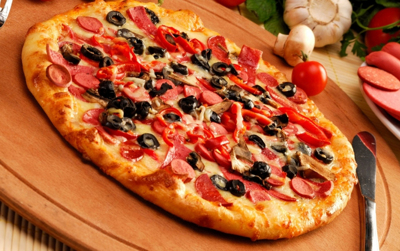 1280x804 Pizza wallpapers | Pizza stock photos