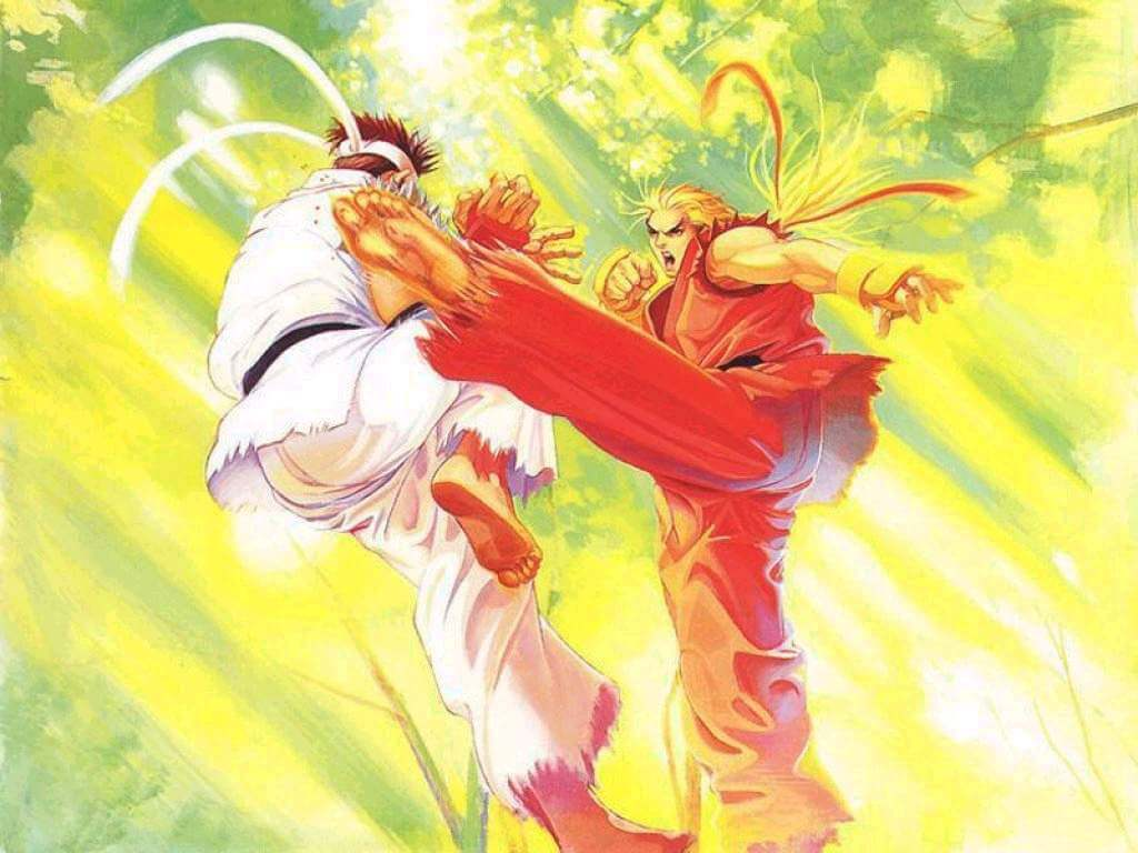 1024x768 Anime Martial Arts that will knock your socks off! - Extreme Judo Weekly
