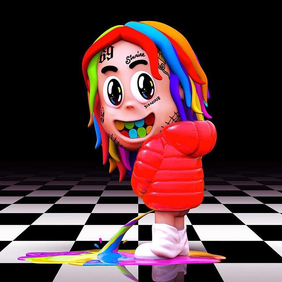 1080x1080 6ix9ine Unveils Release Date and Cover Art for New Project - XXL
