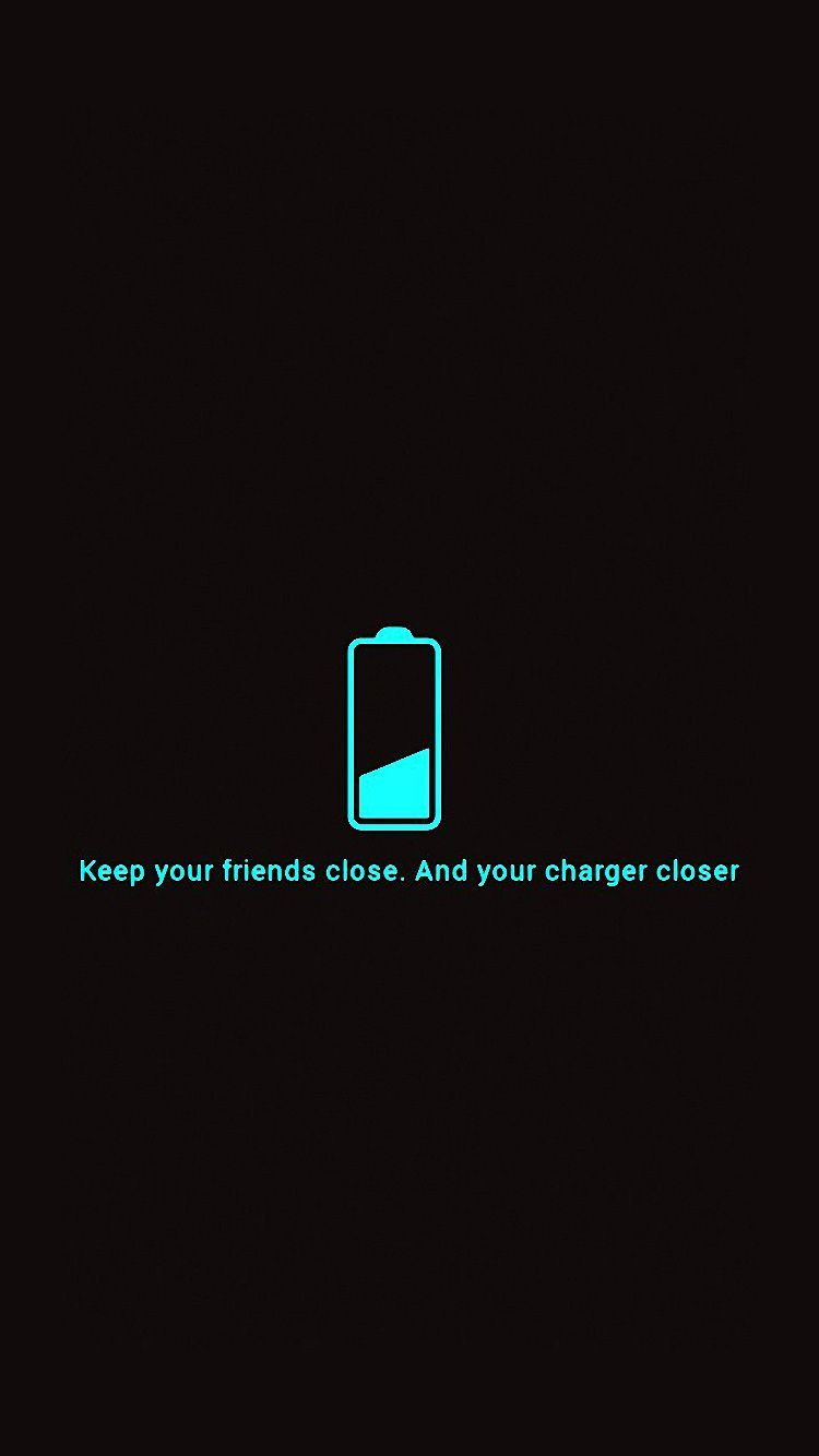 750x1334 Keep Your Friends - Tap to see more simply funny wallpaper ...