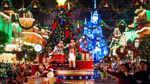 Disneyland Christmas Wallpapers – Top Free Disneyland Christmas Backgrounds