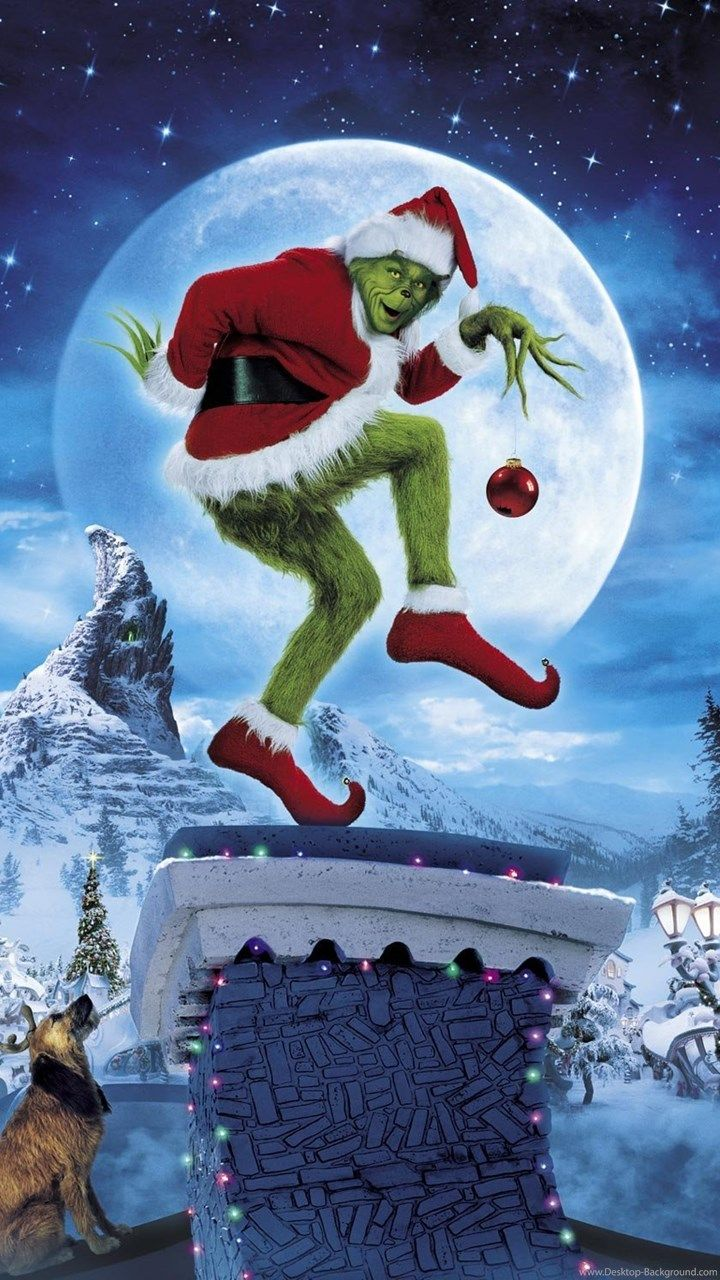 720x1280 Pictures Of The Grinch Who Stole Christmas Wallpapers HD Fine ...