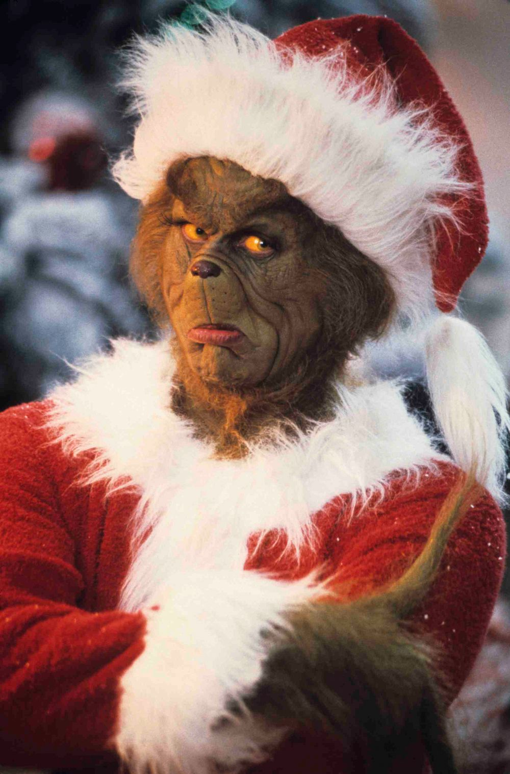 1000x1518 How The Grinch Stole Christmas