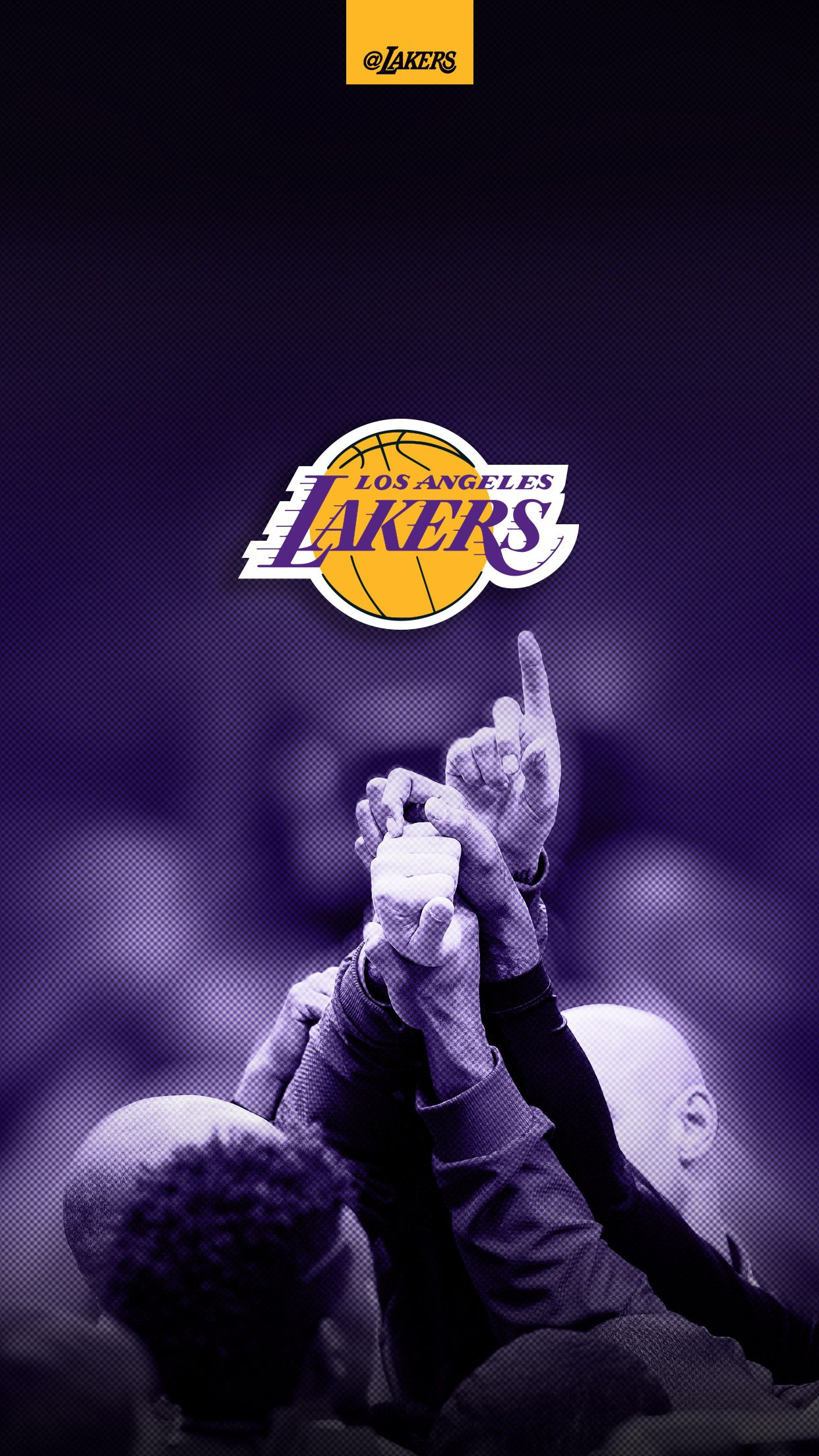 1242x2208 Lakers Wallpapers and Infographics | Los Angeles Lakers