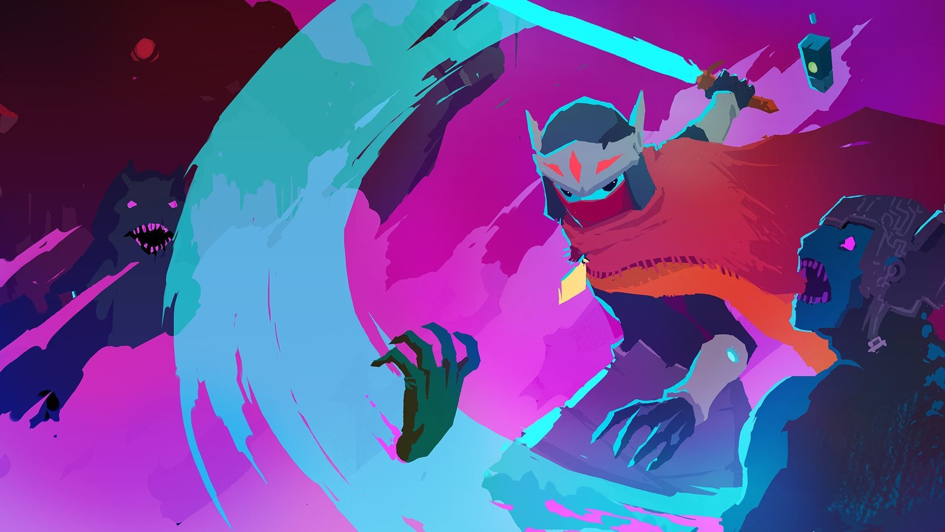 1920x1080 Hyper Light Drifter wallpaper ·① Download free beautiful High ...
