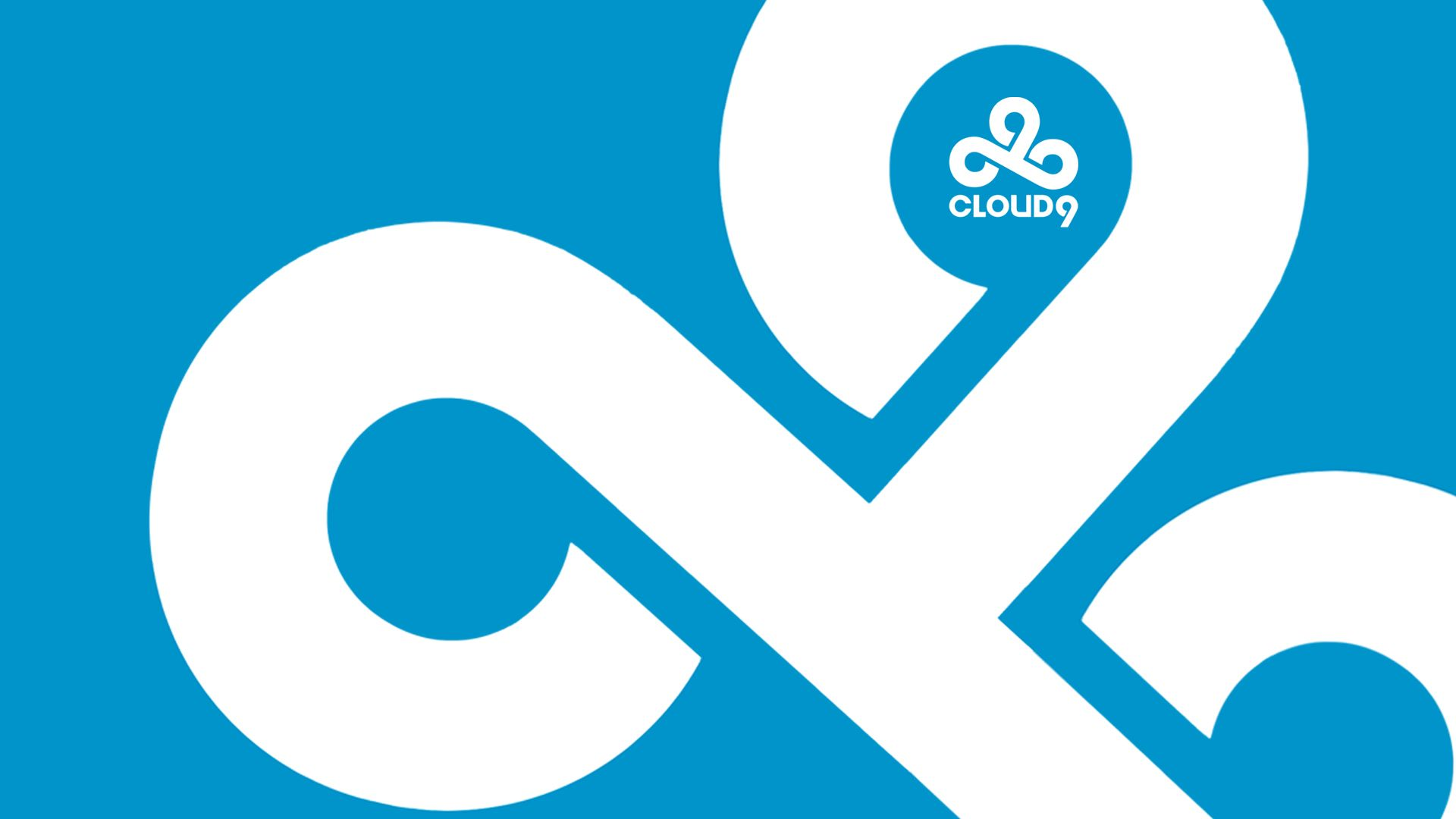 1920x1080 Simple Cloud9 Wallpaper based on the new jersey. : Cloud9
