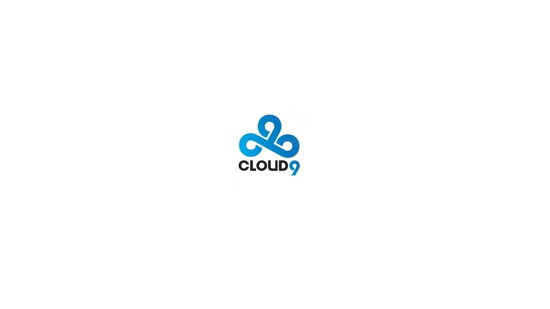 1920x1080 Cloud 9 league of legends minimalistic wallpaper | AllWallpaper.in ...