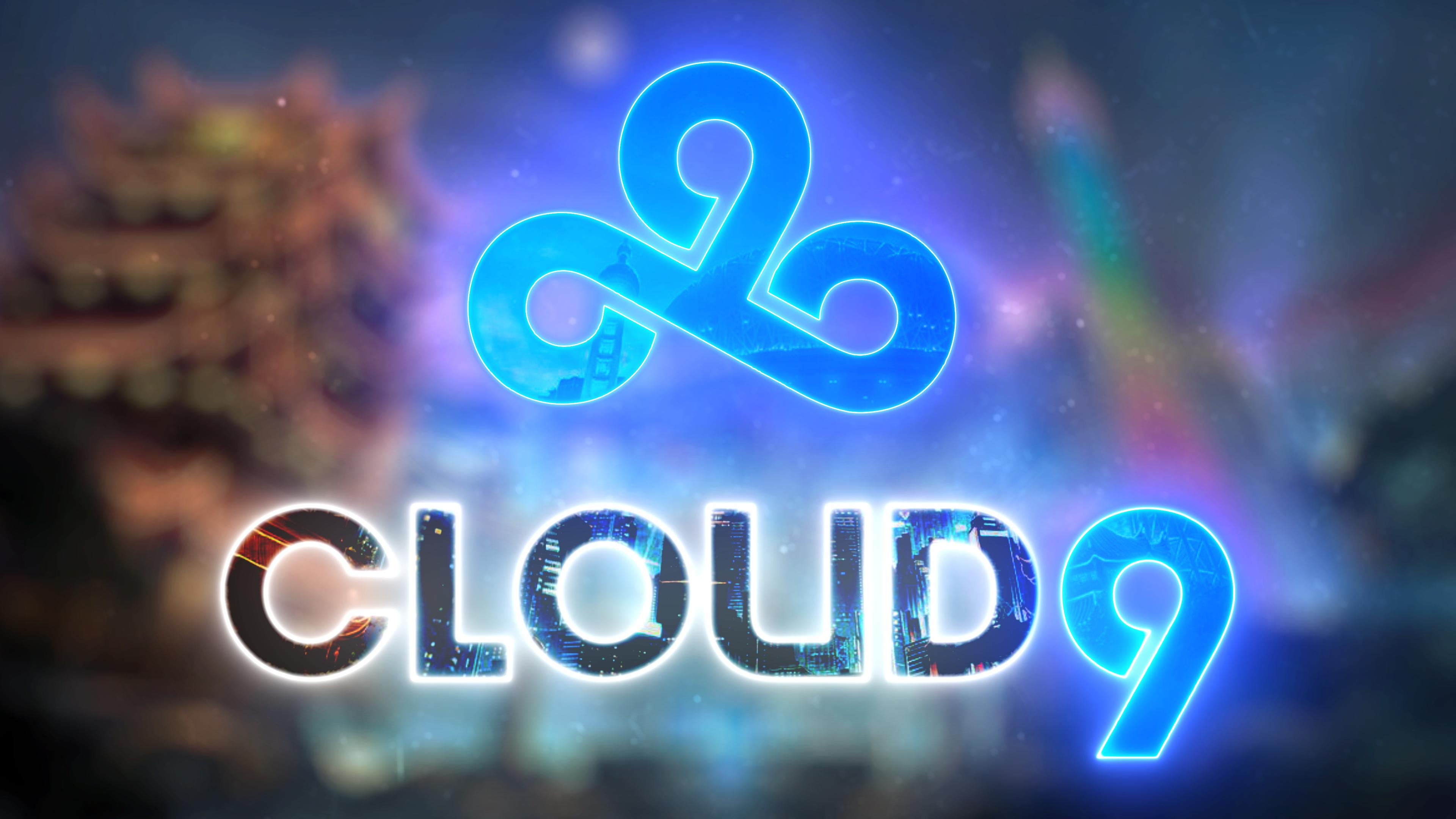 3840x2160 I was advised by r/leagueoflegends to post my Cloud 9 wallpaper here ...