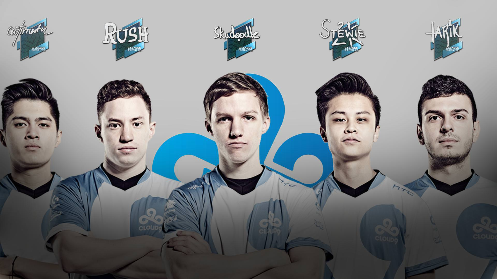 1920x1080 I Made a Cloud9 Wallpaper. : GlobalOffensive
