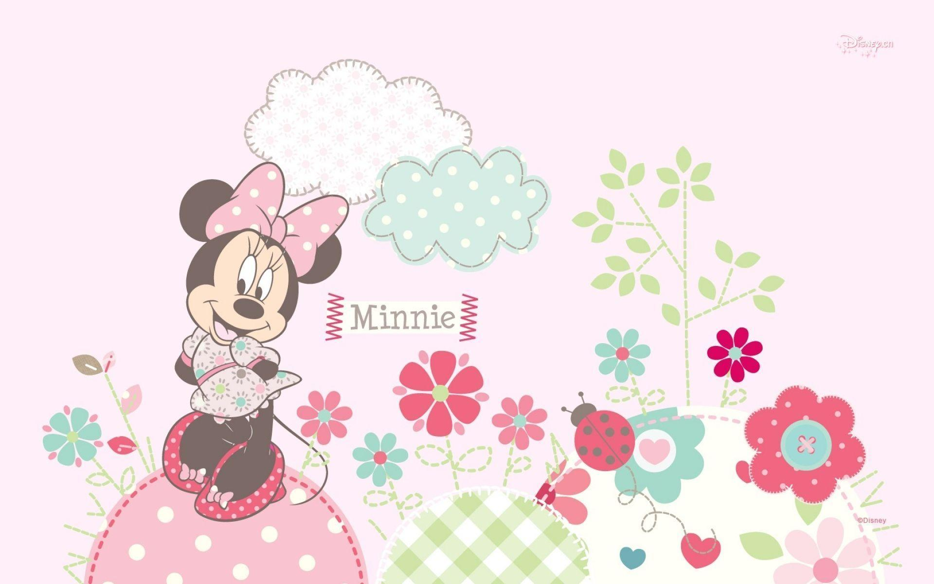 1920x1200 Minnie Mouse Wallpapers